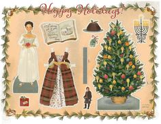 A wee giftie from me, to all of the wonderful fans of Outlander. You make it all possible. Thank you!!!! Terry Click the link below to download your Paper Doll.   Special thanks to the AMAZING…