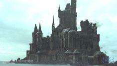 snow white huntsman castle - Google Search