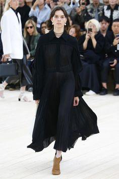 Céline | Ready-to-Wear Spring 2017 | Look 10