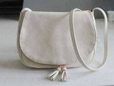 Women's Cross Body Shoulder Tassel Bag