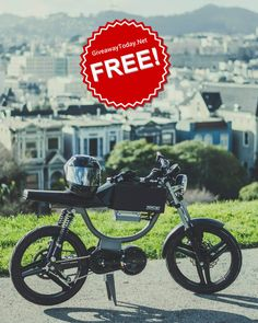 Win Electric Motorbike Giveaway April May June 2017