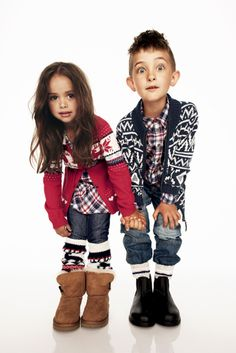 The style my kids go for this winter