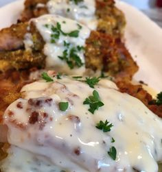I love pork chops but I'm always looking for a new way to prepare them. So I came up with this easy delicious recipe. Yummy boneless pork chops are filled with Stove Top stuffing, coated in c…