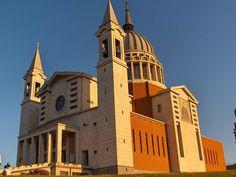 El templo de Don Bosco