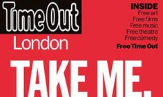 Time Out: first free edition