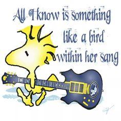 Bird song - Grateful Dead