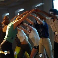 Human Comma Being / The Class-performance at KunstWerke © Dafna Maimon Genre, Future