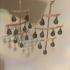 Anthropologie earrings Beautiful and elegant Anthropologie Jewelry Earrings
