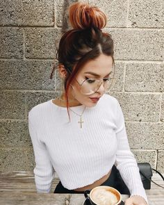 Luanna Perez,Fashion uploaded by Eveline Smith Cute Casual Outfits, Chic Outfits, Luanna Perez, Pretty Much, Grunge Outfits, Goth Girls, Sweater Weather, Girly Girl, Fashion Addict