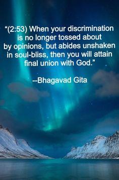 Live Bhagavad #Gita study group including #yoga class and #meditation based on the teachings from Paramhansa #Yogananda