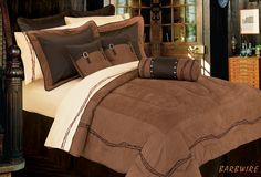 Shop a great selection of HiEnd Accents Barbwire Western Bedding, Queen. Find new offer and Similar products for HiEnd Accents Barbwire Western Bedding, Queen.