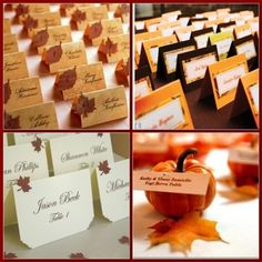 unique fall wedding invitations