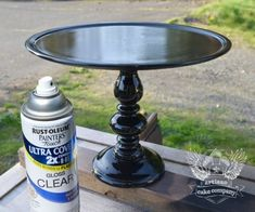 Easy DIY Cake Stands that Look like the Real Thing Artisan Cake Company Gold Cake Stand, Cake And Cupcake Stand, Cupcake Cakes, Cupcakes, Black Cake Stand, Diy Wedding Cake, Wedding Cake Stands, Cake Stands Diy, Cake Stand Decor