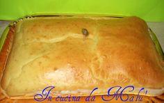 Torta salata morbidissima con ripieno al tonno da In Cucina da Malù