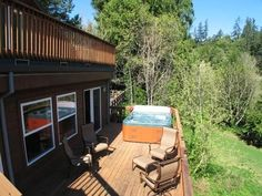 House vacation rental in Guerneville