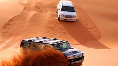 Experience the thrill of the desert in a land cruiser! Leave the city and see the vast desert surround Dubai. Enjoy the adrenaline of sand bashing before heading to the desert camp where your adventure continues with camel riding and sandboarding Tourist Agency, Dubai Tourism, Dubai City, Dubai Skyscraper, Dubai Uae, Desert Safari Dubai, Dubai Offers, Ferrari World, Fun Deserts