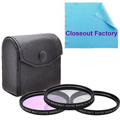for Samsung NX300 CPL Microfiber Cleaning Cloth 58mm Circular Polarizer Multicoated Glass Filter
