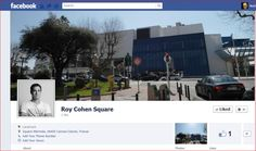 After numerous awards at Cannes Lions... i named a Cannes Square after a gr8 friend: Roy Cohen.    http://www.facebook.com/pages/Roy-Cohen-Square/407226039291856