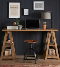 Home Office | Home Office Ideas | Home Office Design | Home Office Organization | Home Office Decor | Home Office Ideas For Women | Small Office Ideas | Small Office | Small Office Space | Small Office Design | Small Office Space Ideas #ad