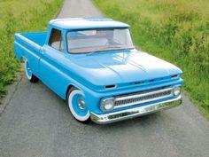 1966 Chevy C-10 Pickup Truck - Classic Trucks Magazine