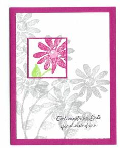 A splash of color by inkylady - Cards and Paper Crafts at Splitcoaststampers