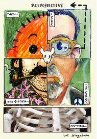 """Art Spiegelman's Co-Mix: A Retrospective"" opens this week at the Jewish Museum. Comic Artist, Artist Art, Laurent Durieux, Art Spiegelman, Create A Comic, Vancouver Art Gallery, Graphic Novel Art, Comic News, Jewish Museum"