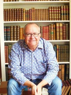 Steve Liddle - Exhibitors - York National Bookfair