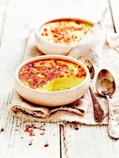 Crème brûlée de munster au cumin Munster, Kouign Amann, Cooking With Beer, Cuisine Diverse, Ham And Cheese, Creme Brulee, Low Carb Diet, Culinary Arts, Fine Dining