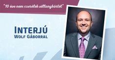 Wolf Gábor interjú