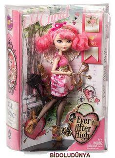 Ever After High Asiler Oyuncakları, C.A Cupid Bebeği Ever After High masal kahramanı orjinal oyuncak bebekleri en ucuz fiyatları ile www.bidoludünya.com/ever-after-high-bebekleri adresinde sizleri bekliyor.