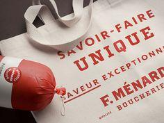 F. Mernard Branding and Packaging