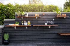 Byggeklosser for voksne - Byggmakker Deck, Cottage, Cabin, Outdoor Decor, Home Decor, Patio, Homemade Home Decor, Casa De Campo, Decks