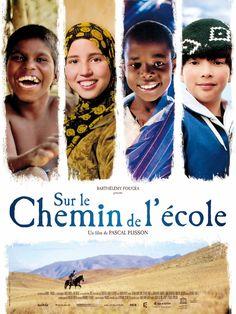 """""""Sur le chemin de l'école"""" - Documentaire """"revisité"""" de Pascal Plisson (2013) -"""