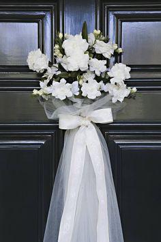 Wedding Shower Door Decor Ideas - Wedding Planning Ideas By WeddingFanatic