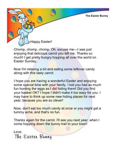 Great Easter Free Printables  Easter Bunny Easter And Bunny
