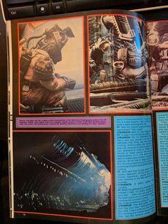 Fantastic Films Magazine 1979 Alien