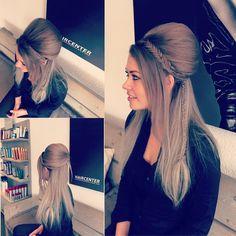 Updo grey