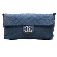 f0ce2c186d9 DreamLux Studio · Chanel Collection · Chanel Classic Flap Bag 2013 Cruise  Collection Dark Blue Chanel Classic Flap