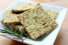 Ingredients      2 cups almonds, soaked overnight and drained     4 tbsp ground flax meal     4 tbsp nutritional yeast     1/2 tsp sea salt (or more, to taste)     Black pepper to taste     1/2-1 cup water (adjust as needed)     3 tbsp fresh rosemary, chopped