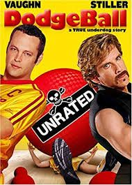Vince Vaughn and Ben Stiller in Dodgeball: A True Underdog Story Vince Vaughn, Joel Moore, Dodge, Missi Pyle, Christine Taylor, Ben Stiller, Local Gym, Blu Ray Movies, Thing 1