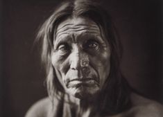 Real Silver Halide Photograph Native American Big Head Edward S. Curtis portrait photo of Native American Big Head. Head and shoulders portrait, facing front. Native American Photos, Native American Tribes, Native American History, American Life, American Art, We Are The World, People Of The World, Into The West, Indian Pictures