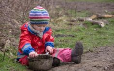 Little Forest Folk schools aim to connect children with nature while fostering independence.