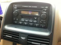 CRV Anti-theft Code | Honda Radio Code | Pinterest | Honda crv ...