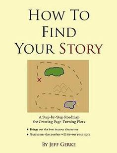 How to Find Your Story.