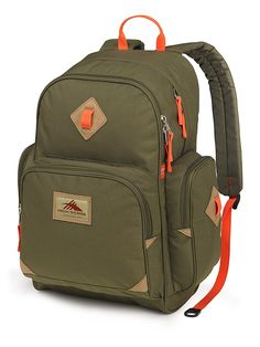 High Sierra Warren Backpack -- This is an Amazon Affiliate link. Click image to review more details.