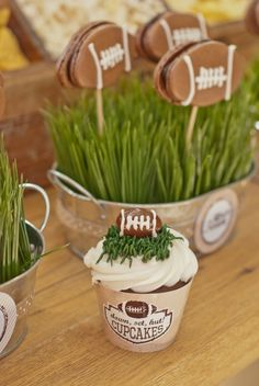 All cute!!! Everything football!!!