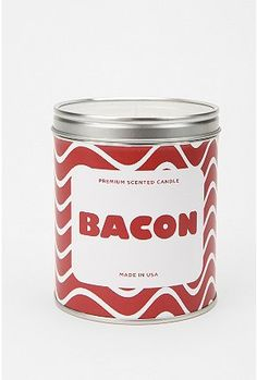 Bacon candle.