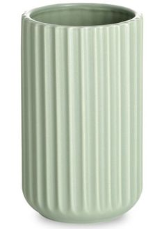 Lyngby vase Grøn 25 cm