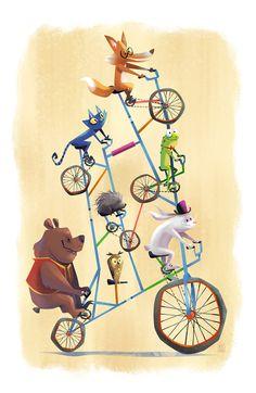 Radical Ride by Bill Robinson