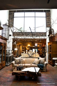 A_tour_through_Franklin,_Tennessee _via_Funky_Junk_Interiors